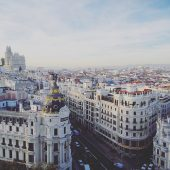 Aesthetic Catalog, Blog, Travel, Madrid, Architecture,