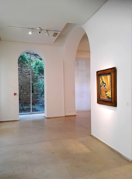 Hitomi Moro, Aesthetic Catalog, Galerie Tornabuoni Art, Giorgio de Chirico, Travel blog, Art blog, Paris