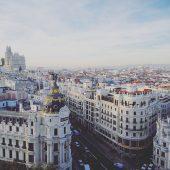 Aesthetic Catalog, Blog, Travel, Madrid, Architecture,