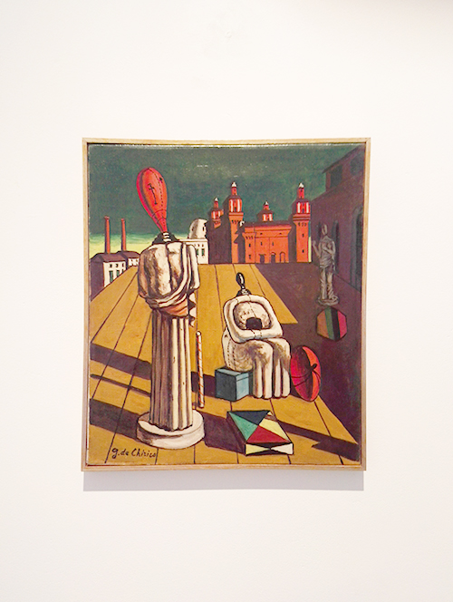 Giorgio de Chirico, Aesthetic Catalog, Hitomi Moro, Galerie Tournabuoni Art